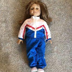 Other - American girl gymnastics uniform